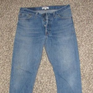ReDone Re/Done Originals Jeans 27 Levi's ReDun